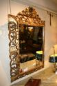 French rococo style mirror - picture 1