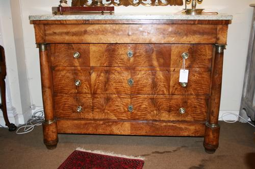 Fab colour french period commode