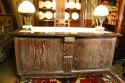Art deco clock and lamp set - picture 4