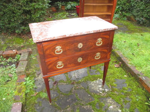 Small 18th Century commode