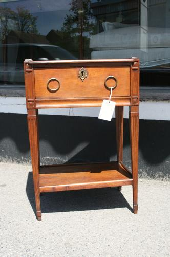 18th century french stand or chevet