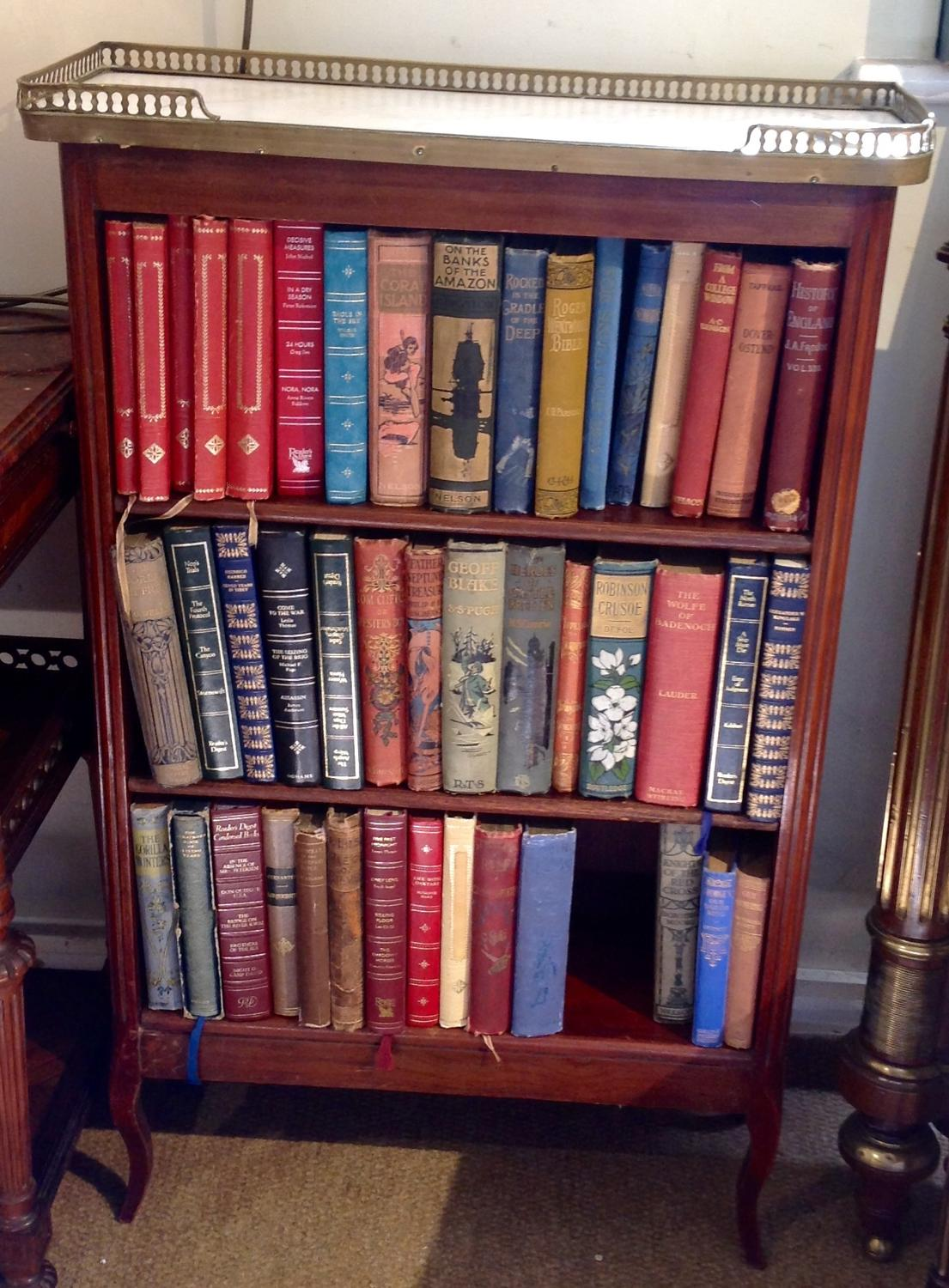 Open Small bookcase