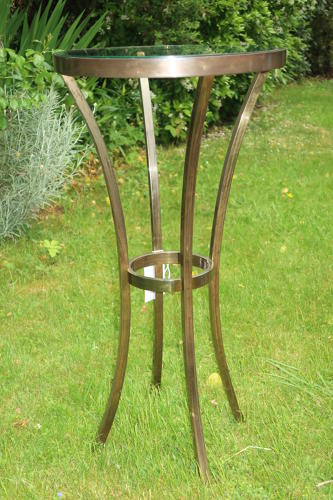 Mid 20th century Bronze stand or table