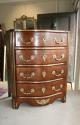 French king wood commode - picture 2