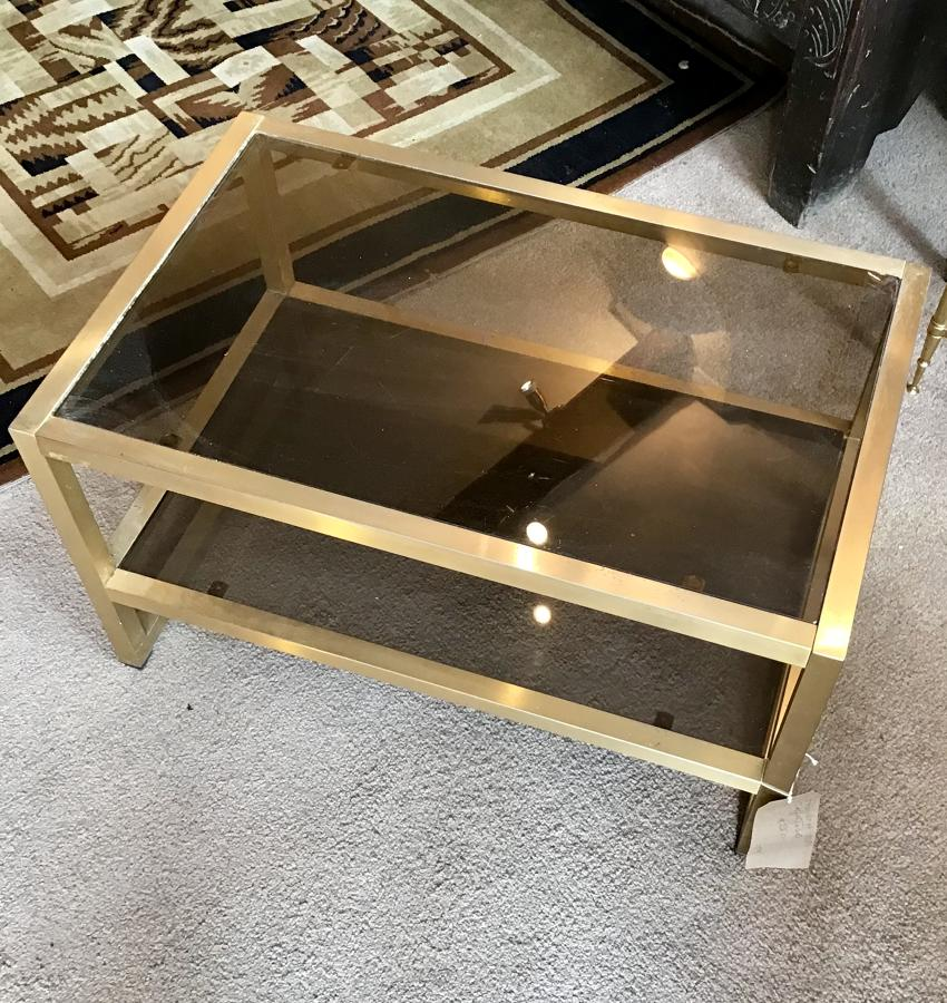 French 1950's Coffee Table