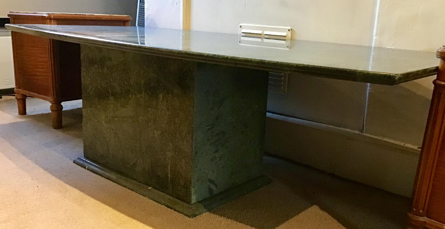 Mid 20th Century Marble Coffee Table