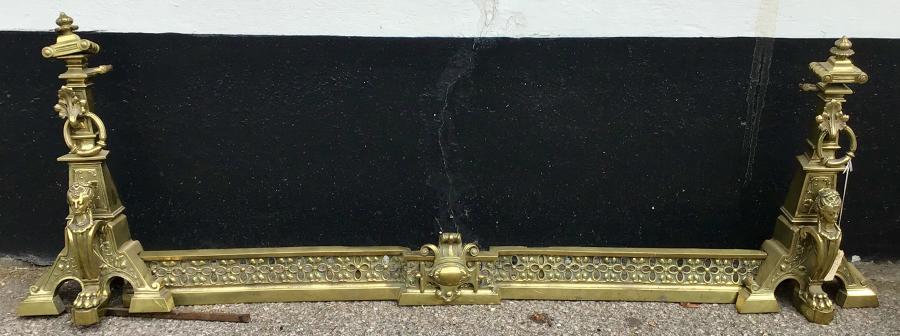 Brass Curb