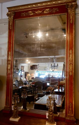 Large Neo-classical mirror