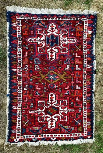 Persian Hand-made Wool Rug
