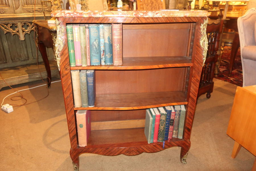 Kingwood open bookcase