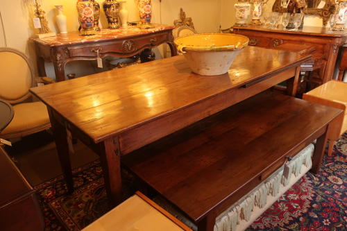 Large French Country Table
