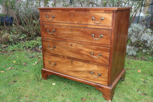 Small 18thCentury chest of drawers