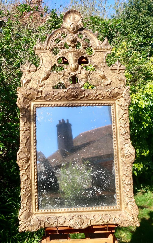 18th Century Regence mirror