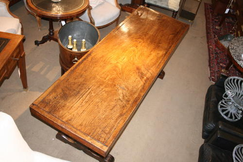 Fabulous French Country Table In Solid Beech