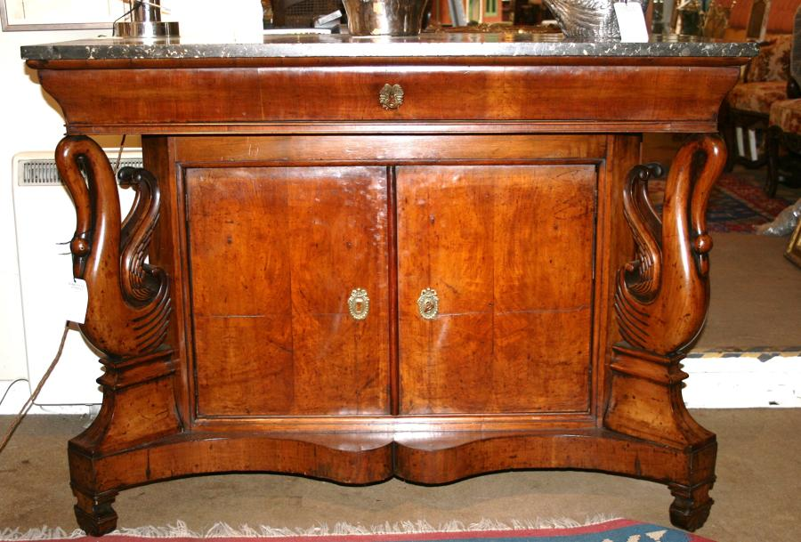 Unusual French Period Cupboard