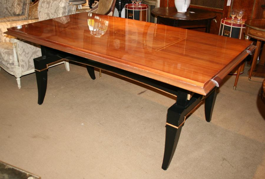 Unusual Art Deco Table