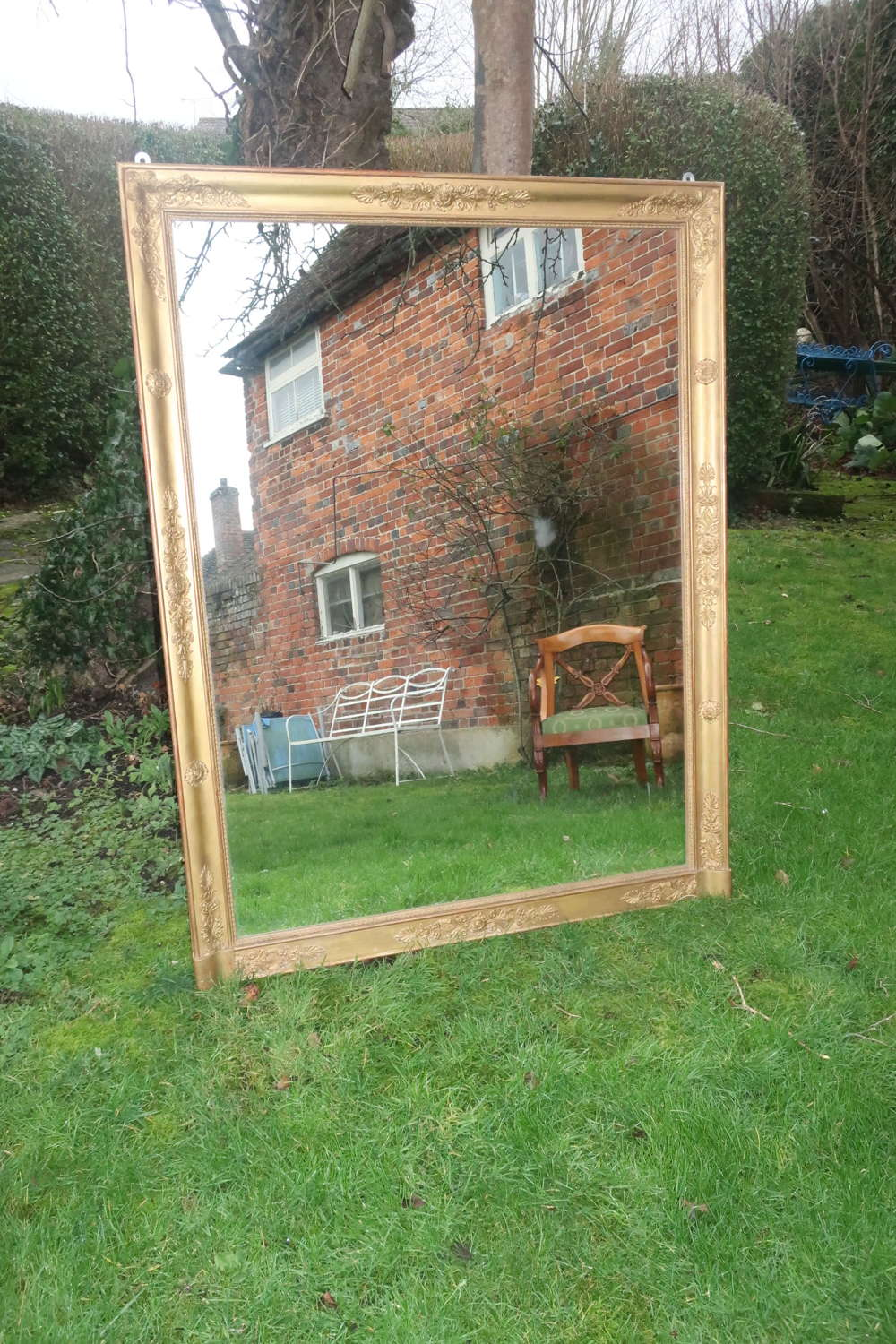 Large Restauration mirror