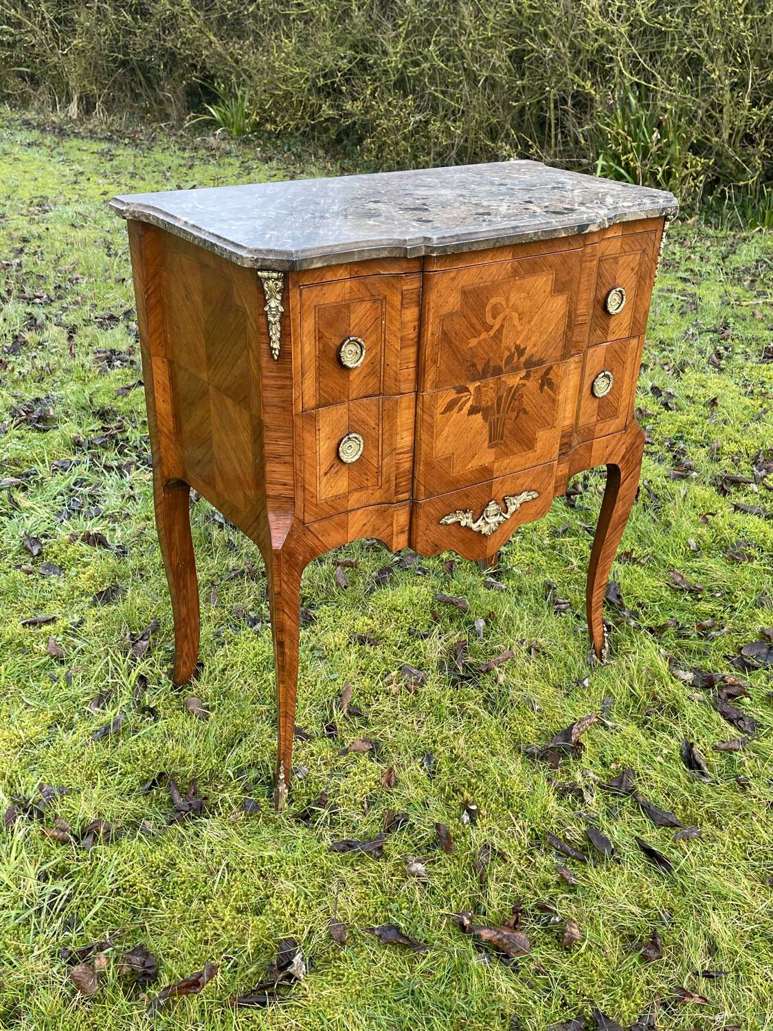 Pretty Small French Commode