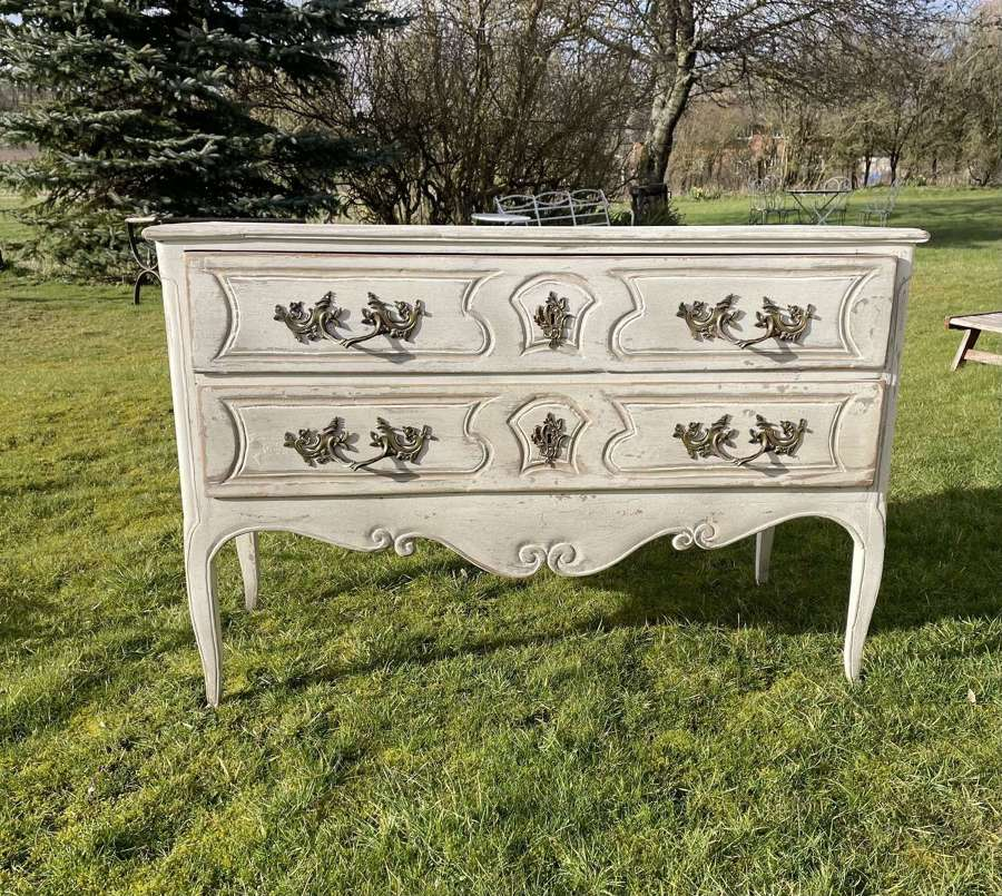 18th Century Painted Commode