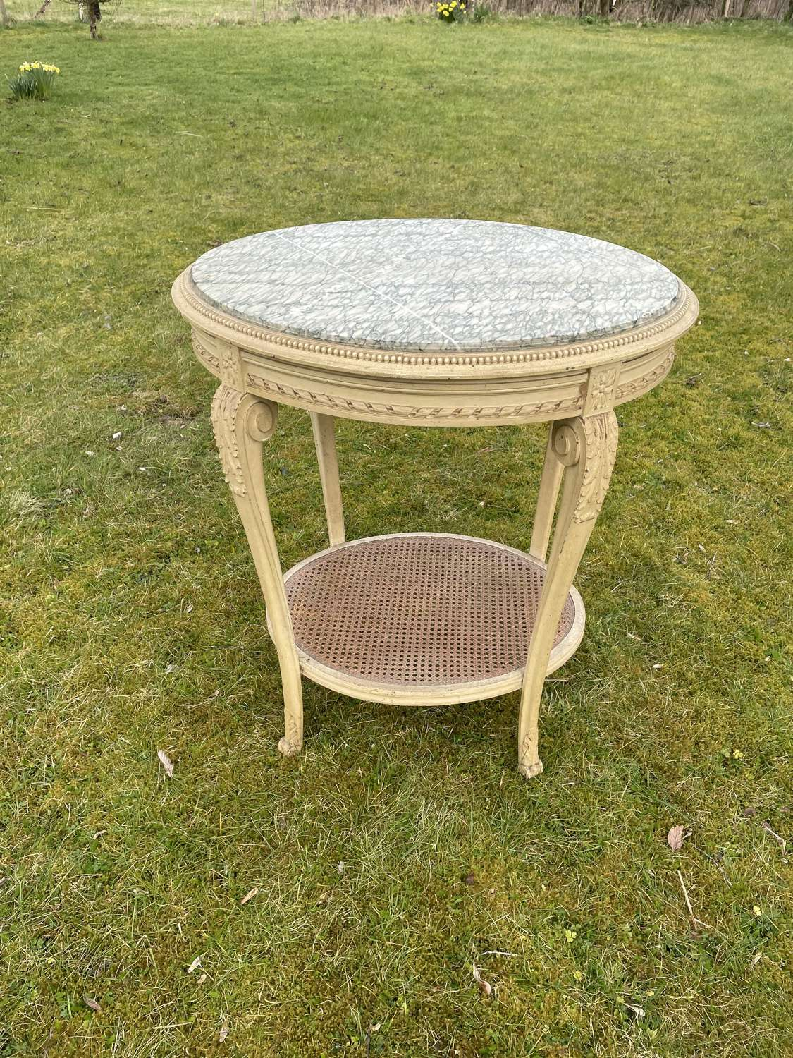 Pretty French Occasional Table
