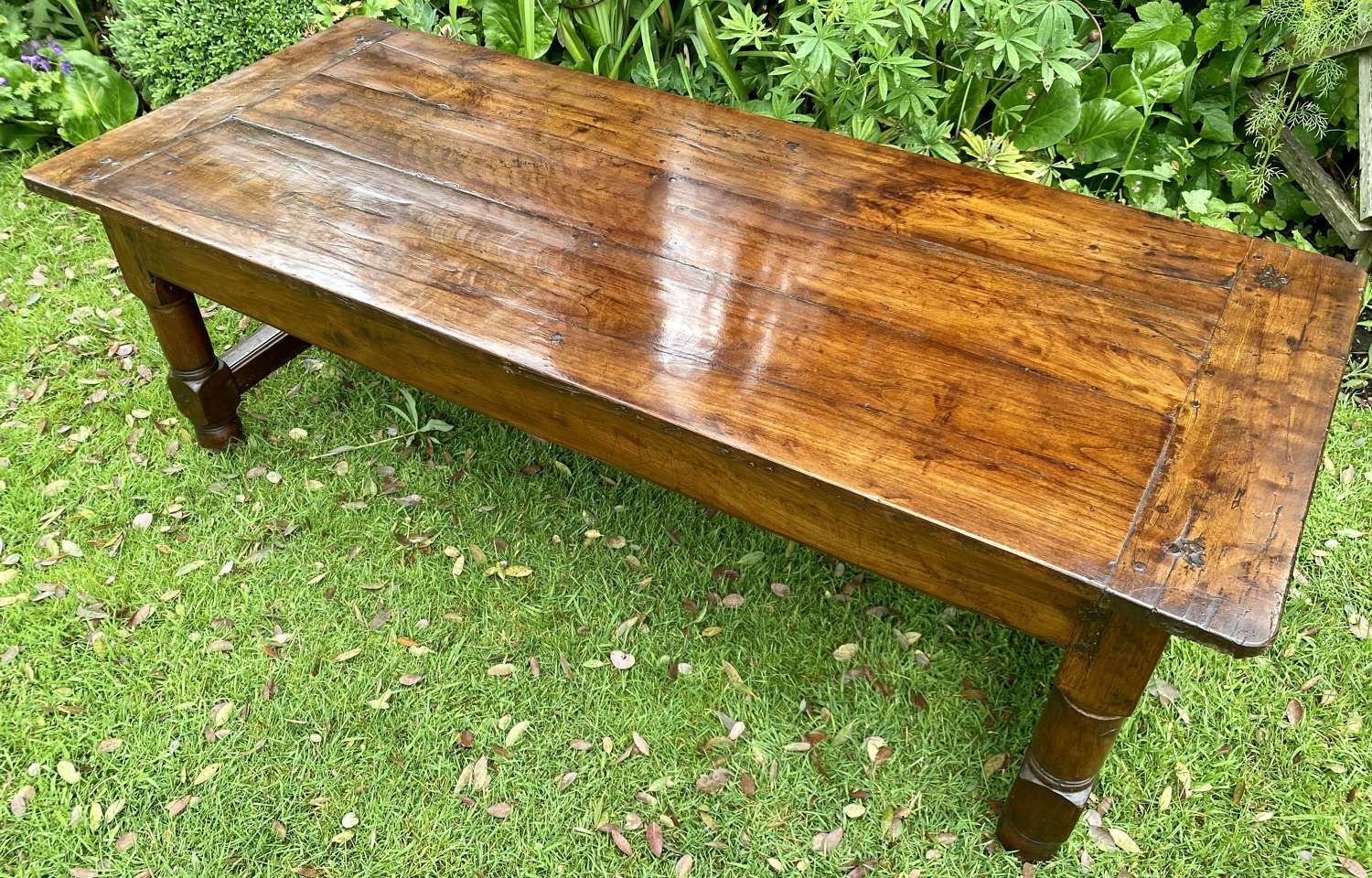18th Century country coffee table