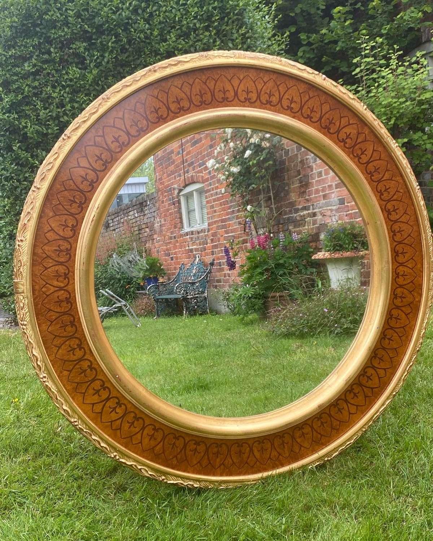 Claude Dalle mirror