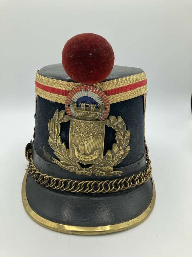 A French Imperial Guard Shako