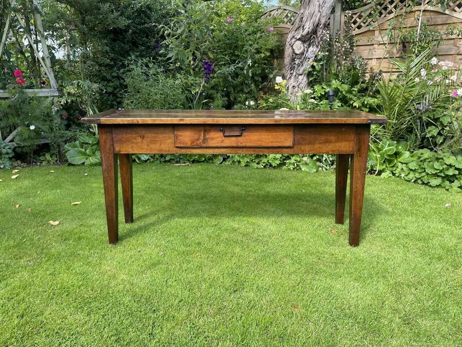 French Walnut Console / Serving Table