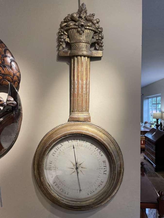 French Gilt Barometer